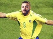 Fan Real muốn  làm gỏi  Juventus, ví Benzema là Ro béo