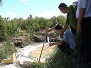 Thương tâm: 3 anh em ruột tử vong trong hầm khí biogas