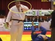 Thể thao - Võ Trung Quốc lại có scandal: THẮNG tuyệt đối mà xử THUA