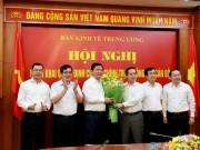 Tin tức trong ngày - Ông Đinh La Thăng chính thức làm Phó Ban Kinh tế Trung ương