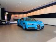 Tư vấn - Hãng siêu xe Bugatti mở showroom lớn nhất tại Dubai