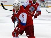 """Thể thao - Tổng thống Putin tung hoành trên sân, đối thủ """"khiếp sợ"""""""