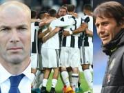 Bóng đá - Người Ý vẫn cai trị châu Âu: Conte, Juventus và... Zidane