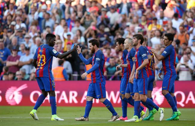 La Liga trước vòng 37: Nút thắt cuộc đua Barca – Real