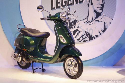 Vespa Elegante 150 Special Edition lên kệ giá 33,5 triệu đồng - 2