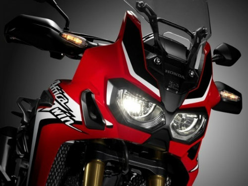 So găng Honda CRF 1000L Africa Twin và Ducati Multistrada 950 - 3