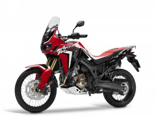 So găng Honda CRF 1000L Africa Twin và Ducati Multistrada 950 - 2