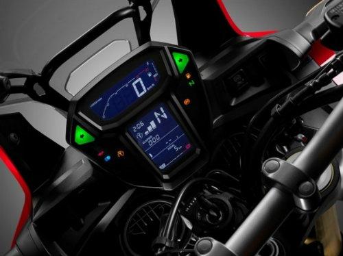 So găng Honda CRF 1000L Africa Twin và Ducati Multistrada 950 - 4