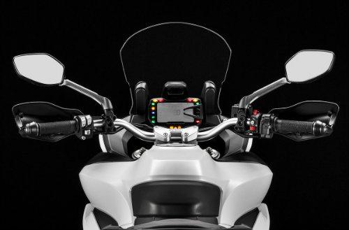 So găng Honda CRF 1000L Africa Twin và Ducati Multistrada 950 - 11