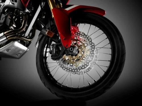 So găng Honda CRF 1000L Africa Twin và Ducati Multistrada 950 - 5