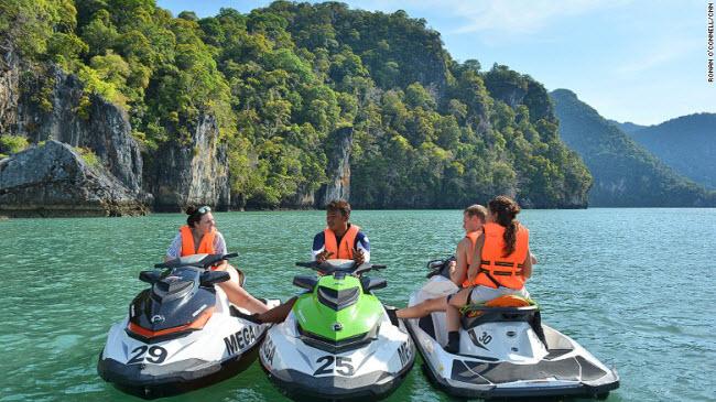 """""""Xõa tới bến"""" tại thiên đường biển đẹp nhất Malaysia - 1"""