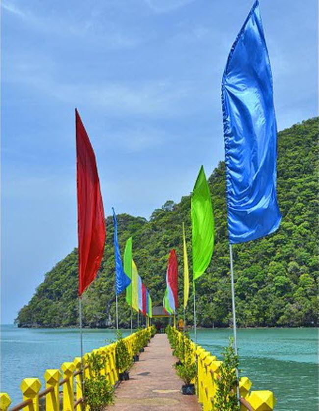 """""""Xõa tới bến"""" tại thiên đường biển đẹp nhất Malaysia - 5"""