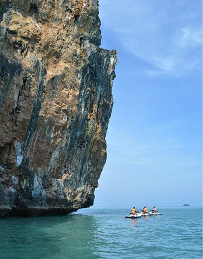 """""""Xõa tới bến"""" tại thiên đường biển đẹp nhất Malaysia - 2"""