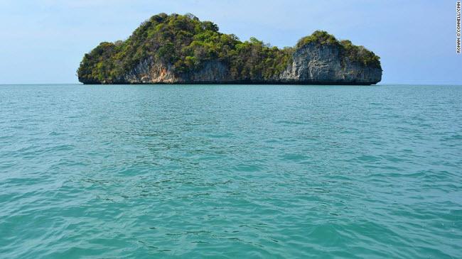 """""""Xõa tới bến"""" tại thiên đường biển đẹp nhất Malaysia - 6"""