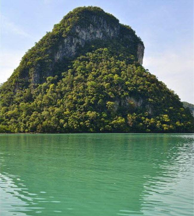 """""""Xõa tới bến"""" tại thiên đường biển đẹp nhất Malaysia - 10"""