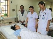 Hà Tĩnh: Hy hữu sản phụ mang thai ngoài tử cung 39 tuần