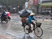 Tin tức trong ngày - Cuối tuần đề phòng mưa đá, tố lốc trên cả nước