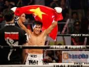 Thể thao - 7 cú phang ống giúp Duy Nhất 7 lần vô địch Muay thế giới