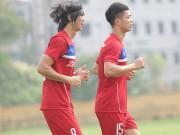 Bóng đá - Công Phượng đội trưởng U22 Việt Nam: HLV Hữu Thắng có ưu ái?