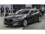 Mazda3 facelift 2017 chuẩn bị ra mắt tại Việt Nam