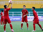 Bóng đá - U20 Việt Nam tới Hàn Quốc dự World Cup: Hứng khởi và tự tin