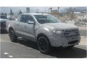 Tư vấn - Lộ diện Ford Ranger thế hệ mới