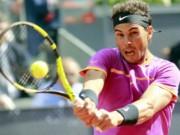 """Thể thao - Nadal - Goffin: Gục ngã sau loạt """"đấu súng"""" (TK Madrid Open)"""