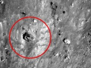 Phi thường - kỳ quặc - Đây là xe tăng của người ngoài hành tinh trên Mặt trăng?