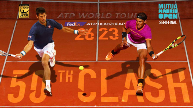 Madrid Open ngày 6: Thiem vào chung kết, tái đấu Nadal - 2