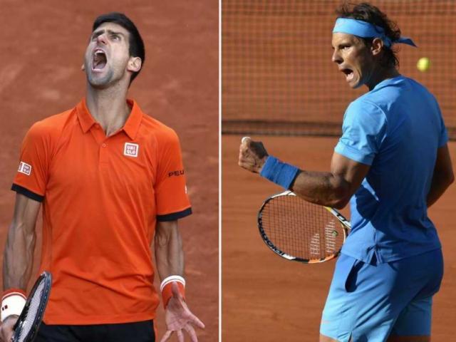 Thua Nadal, Djokovic quyết báo thù rửa hận tuần sau - 4