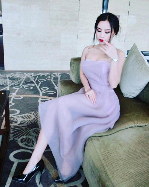 """Á khôi Hưng Yên 4 năm nguyện làm """"vợ hờ"""" thiếu gia Tây - 6"""