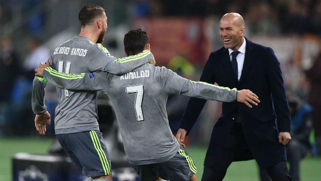 """Real - Zidane vào chung kết cúp C1: Thiên tài hay kẻ """"ăn may"""" - 3"""