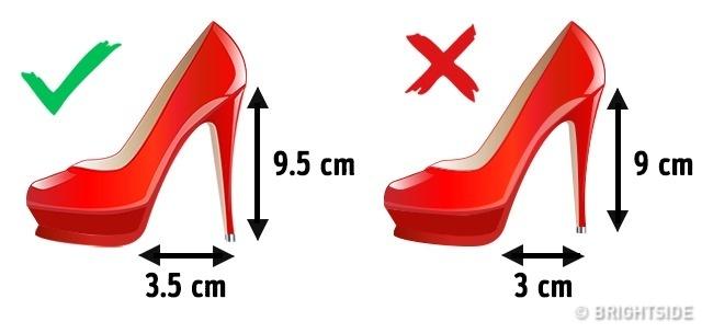 Những mẹo đơn giản chọn giày vừa đẹp lại không đau chân - 3