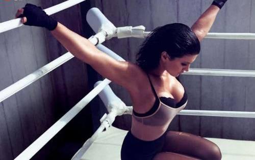 """Nữ võ sĩ MMA nóng bỏng: 1 giây """"hạ gục"""" triệu khán giả - 1"""