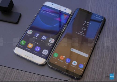 Galaxy S8+ và Galaxy S7 Edge chênh nhau 5 triệu đồng: Bạn chọn ai? - 6