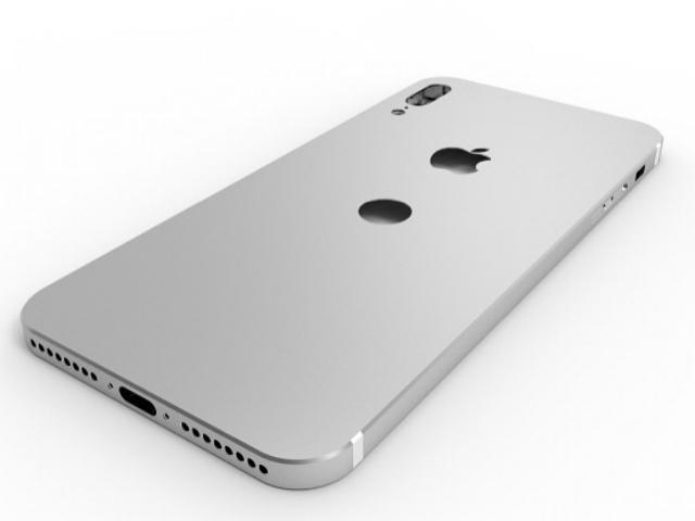 iPhone 8 sẽ có camera facetime tích hợp nhận diện khuôn mặt