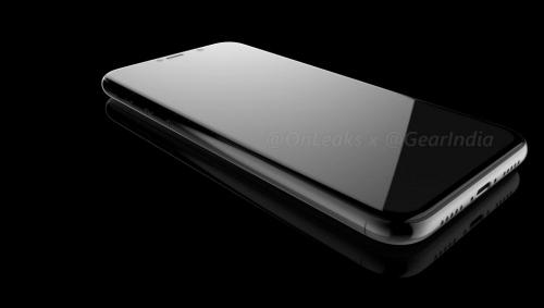 iPhone 8 sẽ có camera facetime tích hợp nhận diện khuôn mặt - 2