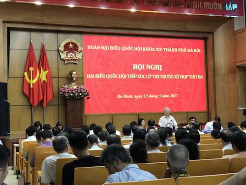 Nóng trong ngày: Tổng Bí thư trả lời cử tri về kỷ luật ông Đinh La Thăng