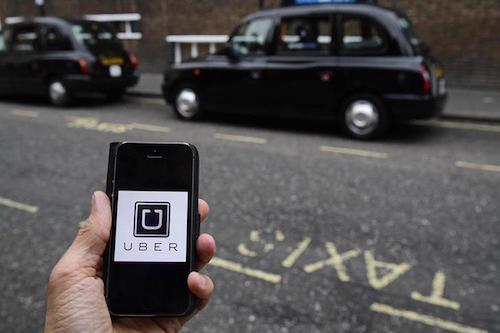 """Uber """"đặt chân"""" lên quốc gia thứ 76 trên thế giới - 1"""
