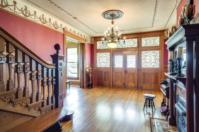 Biệt thự cổ gần 130 tuổi đẹp như tranh vẽ - 5