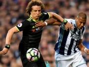 Bóng đá - West Brom - Chelsea: Quyết định thay người lịch sử