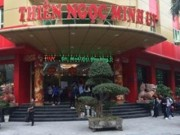 Kiểm tra hoạt động  ' hậu duệ '  của Thiên Ngọc Minh Uy