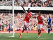 """Bóng đá - Stoke City - Arsenal: """"Đè đầu"""" MU, đe dọa Liverpool"""