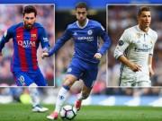 Bóng đá - Hazard muốn Quả bóng vàng: Phải né Ronaldo, cậy nhờ Messi