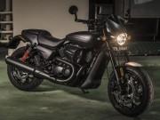 Thế giới xe - Harley-Davidson Street Rod 750 2017: Xu hướng mới của giới trẻ