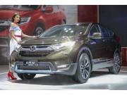 Tư vấn - Honda CR-V 7 chỗ Turbo có giá từ 736 triệu đồng
