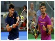 Thể thao - Nadal - Djokovic: 96 phút choáng váng (BK Madrid Open)