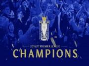 Bóng đá - Chelsea vô địch Ngoại hạng Anh: Màu xanh bất tử (Infographic)