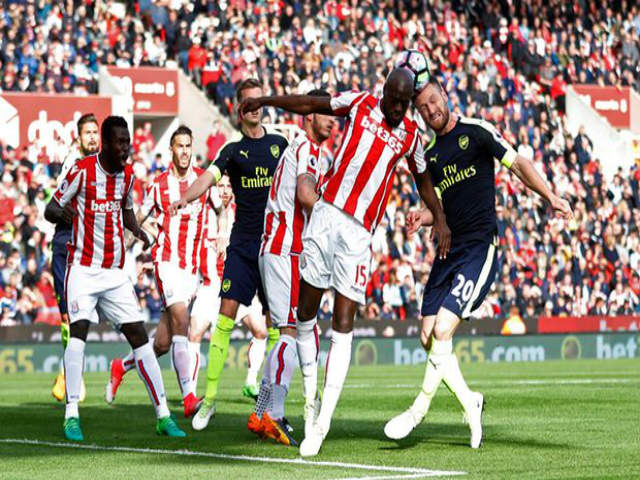 Chi tiết Stoke City – Arsenal: Pháo nổ rền vang, áp sát Top 4 (KT)