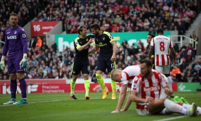 Chi tiết Stoke City – Arsenal: Pháo nổ rền vang, áp sát Top 4 (KT) - 6